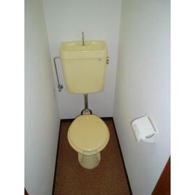 グランドハイツ中郷 302号室のトイレ