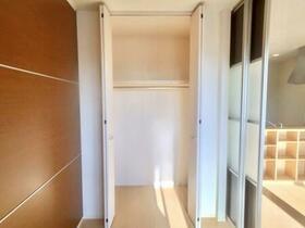 アメニティー 201号室の収納