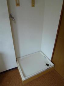ハイツコウガクA 203号室の設備