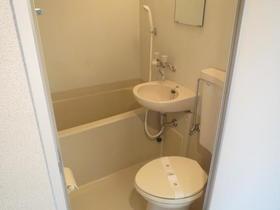 コスモタウン相模原 303号室の風呂