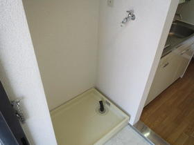 コスモタウン相模原 303号室の洗面所