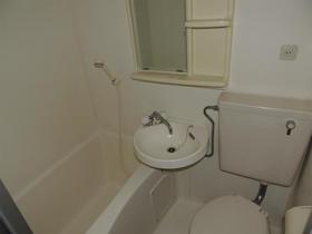 パーセル 203号室の風呂