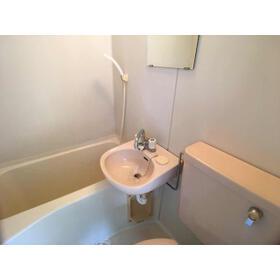 リジェール井野 101号室の洗面所