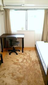 松ヶ丘ドミトリー 316号室のリビング