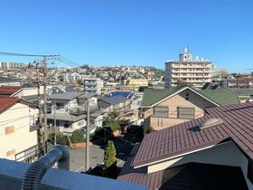 松ヶ丘ドミトリー 316号室の景色