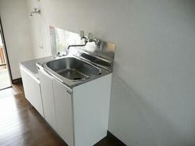 パークハイツ 203号室のキッチン