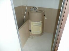 パークハイツ 203号室の風呂