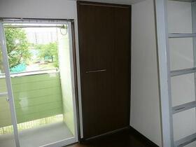 パークハイツ 203号室の収納