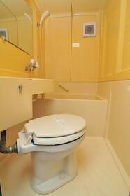 メゾン・ド・マルス 0105号室の風呂