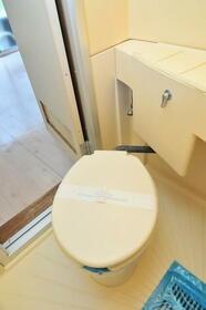 メゾン・ド・マルス 0105号室のトイレ