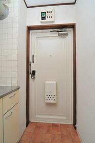 メゾン・ド・マルス 0105号室の収納