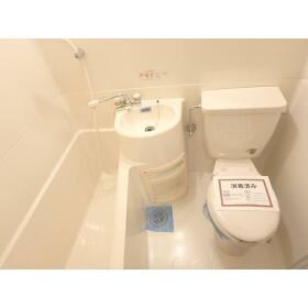 グリーンコーポ鶴ヶ峰 A103号室の風呂