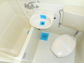 メゾン・ド・オルネ 0208号室の風呂