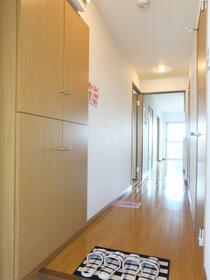 リリアコート 504号室の玄関
