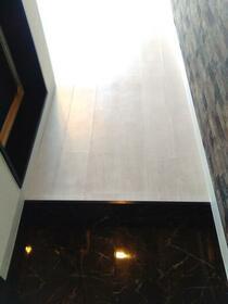 メゾンホワイト 213号室の玄関