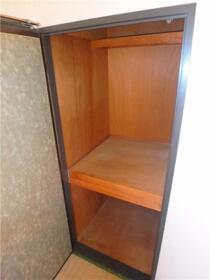 サープライス 102号室の収納