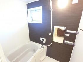 (仮)D-room野木町 105号室の風呂