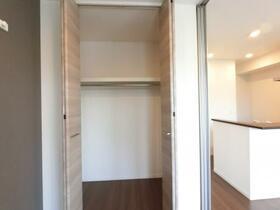 (仮)D-room野木町 105号室の収納