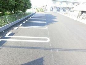 (仮)D-room野木町 105号室の駐車場