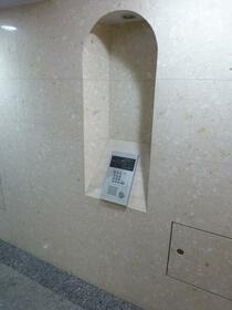 スマイリー岡沢 403号室のセキュリティ