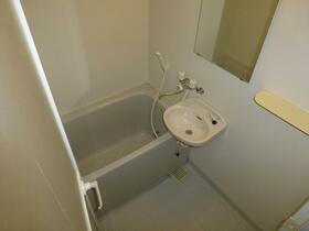 スマイリー岡沢 403号室の風呂
