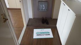 第3たぶろをビル 301号室の玄関