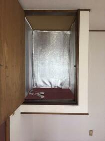 オクトハウス 101号室の洗面所