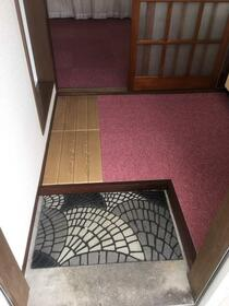 オクトハウス 101号室のトイレ