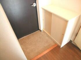 サニーパーク壱番館 203号室の玄関