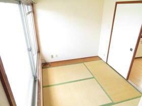 ハイム青山 202号室の居室