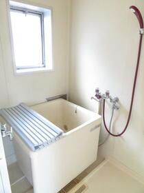 ハイム青山 202号室の風呂