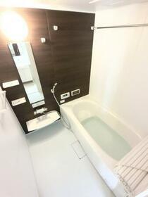 Famille Maebashi 305号室の風呂