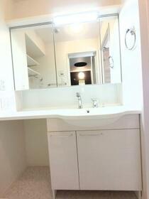 Famille Maebashi 305号室の洗面所