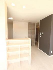 Famille Maebashi 305号室の収納