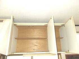 フジハイム 204号室の収納