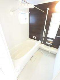 Maison de HAN'YUU 101号室の風呂