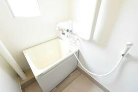 ビレッジハウス小林2号棟 0203号室の風呂