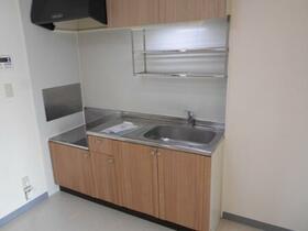 ラ・リュッシュ A 101号室のキッチン