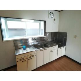 クラランス新鹿沼 旧石川アパート 101号室のキッチン