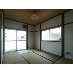 クラランス新鹿沼 旧石川アパート 101号室のリビング