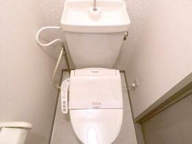 フォレストヒルズ 202号室のトイレ