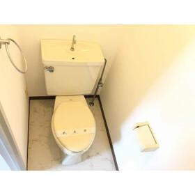 ハイアメージュ 305号室のトイレ