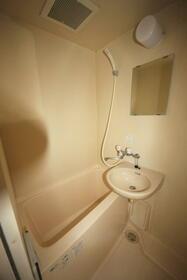 ミキビル 208号室の風呂