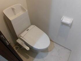 ルメール秋津 101号室のトイレ