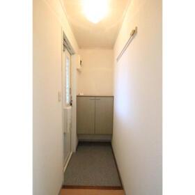 エスポワール石坂 201号室の玄関
