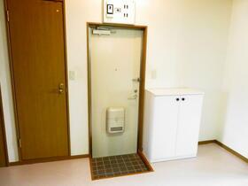 アレストモリタ 203号室の玄関