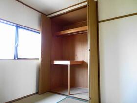 アレストモリタ 203号室の収納