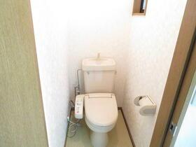 アレストモリタ 203号室のトイレ