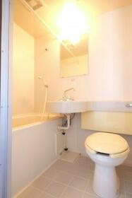 ヴィレッジ貝塚 205号室の風呂