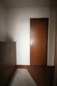 サニーヒル広瀬B棟 102号室の玄関